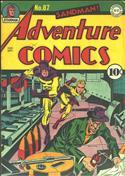 Adventure Comics #87