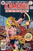 Kamandi, the Last Boy on Earth #47
