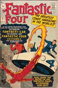 Fantastic Four (UK Edition, Vol. 1) #3