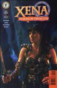 Xena: Warrior Princess (Dark Horse) #2 Special Cover