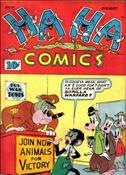 Ha Ha Comics #4