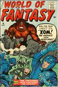 World of Fantasy #18