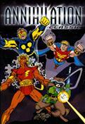 Annihilation Classic #1 Hardcover
