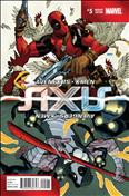 Avengers & X-Men: Axis #5 Variation A