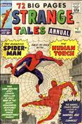 Strange Tales (1st Series) Annual #2