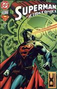 Action Comics #723  - 2nd printing