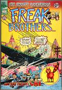 The Fabulous Furry Freak Brothers #6