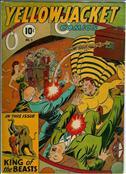 Yellowjacket Comics #5
