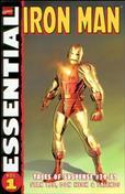 Essential Iron Man #1  - 4th printing
