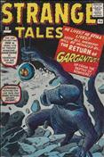 Strange Tales (UK Edition) #85