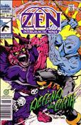 Zen Intergalactic Ninja (4th Series) #2
