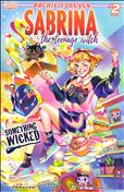 Sabrina the Teenage Witch: Something Wicked #2 Variation C
