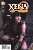 Xena: Warrior Princess (Dark Horse) #4 Special Cover