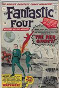 Fantastic Four (UK Edition, Vol. 1) #13