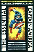 The Essential Captain America #1