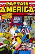 Captain America Comics (Marvel Deutschland) #1