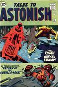 Tales to Astonish (Vol. 1) #30