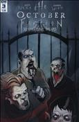The October Faction: Supernatural Dreams #3 Variation A