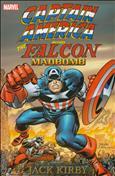 Captain America (1st Series) Book #5