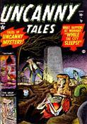Uncanny Tales (1st Series) #1
