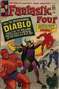 Fantastic Four (UK Edition, Vol. 1) #30