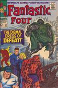 Fantastic Four (Vol. 1) #58