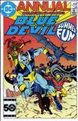 Blue Devil Annual #1