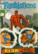 4 Fantásticos, Los (La Prensa) #83