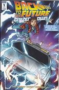 Back To The Future: Citizen Brown #1 Variation A