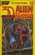 3-D Alien Terror #1