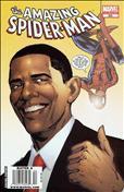 The Amazing Spider-Man #583 Variation B - 2nd printing
