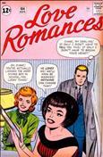 Love Romances #104