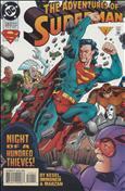 Adventures of Superman #520