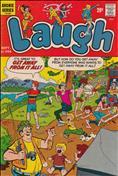 Laugh Comics #258