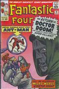 Fantastic Four (Vol. 1) #16