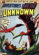 Adventures into the Unknown #17
