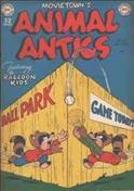 Animal Antics (Movietown's…) #22