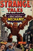 Strange Tales (UK Edition) #86