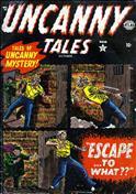 Uncanny Tales (1st Series) #3