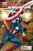 Captain America (7th Series) #18 Variation A
