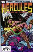 Hercules (Vol. 1) #1