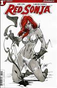 Red Sonja (Dynamite, Vol. 4) #1 Variation B