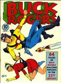 Buck Rogers (Eastern Color) #2