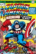 Captain America by Jack Kirby Book #1 Hardcover