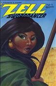 Zell, Sworddancer (Thoughts & Images) #1