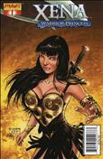 Xena (Dynamite) #1 Variation A