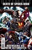 Ultimate Avengers Vs. New Ultimates #6 Variation A