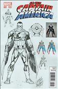 All-New Captain America #1 Variation C
