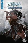 Xena: Warrior Princess (4th Series) #5 Variation B