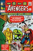 The Avengers #1 Variation F